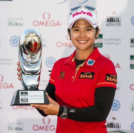 Golf.  Omega Dubai Ladies Masters, Dubai, UAE.