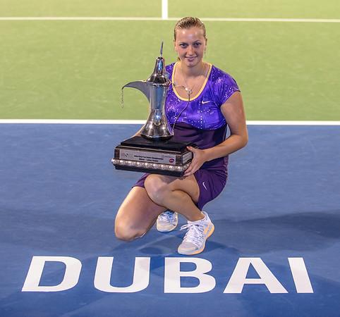 Tennis.  Dubai Tennis Championships, Dubai, UAE. 23 Feb 2013
