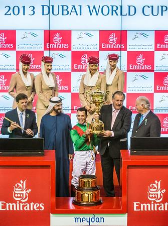 Dubai World Cup 2013
