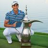 Golf.  Dubai Desert Classic, Dubai, UAE. 12 Feb 2012