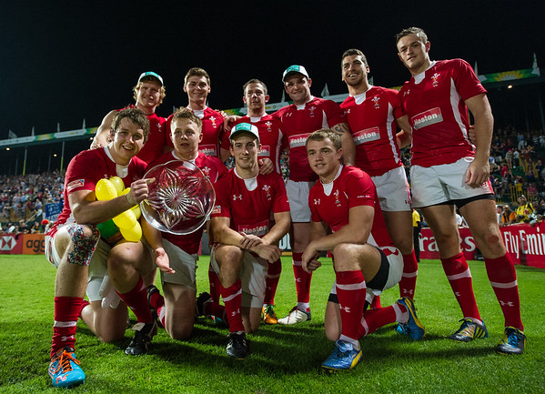 Emirates Airline Dubai Rugby 7's 2012