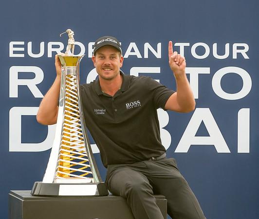 DP World Tour Championships, Dubai