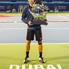 Tennis.  Dubai Tennis Championships, Dubai, UAE. 26 Feb 2011