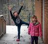 Stella & Julia<br /> Chelsea, November 8, 2014<br /> iPad photo