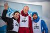 496B6991 Mens 10K skate podium