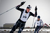 Andy Pohl, New Zealand's top cross-country skier<br /> Mens 15K classic<br /> Snow Farm, New Zealand<br /> August, 10, 2013