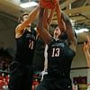 NorthWood at Goshen boys basketball