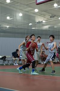 Boys' JV Basketball v Kent
