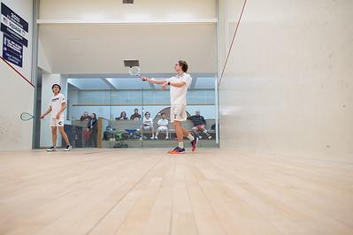 Boys' JV Squash v Choate