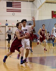 Boys Thirds Basketball vs Avon Old Farms