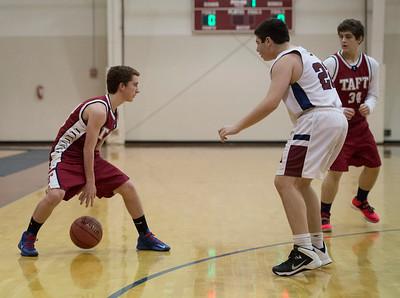 Boys' Thirds Basketball
