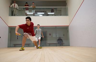 Boys' Thirds Squash v Millbrook
