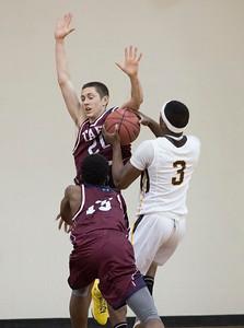 Boys' Varsity Basketball vs Brunswick