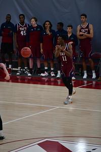 Boys' Varsity Basketball v Canterbury