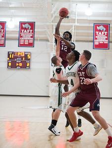 Boys' Varsity Basketball v Berkshire