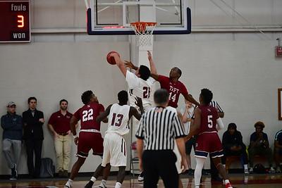 Boys' Varsity Basketball v Salisbury