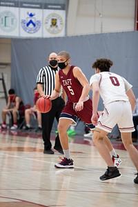 Boys' Varsity Basketball v Loomis Chaffee