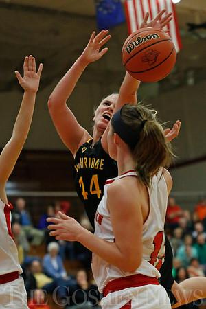 Northridge at Goshen girls basketball