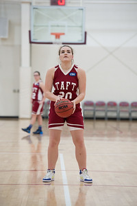 Girls' JV Basketball v Westminster