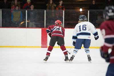 Girls' Thirds Hockey