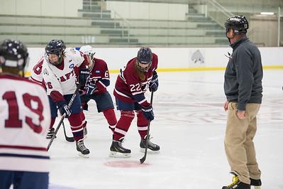 Girls' III Hockey vs Female Faculty