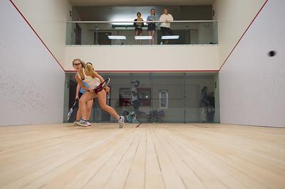 Girls' Thirds Squash v Canterbury