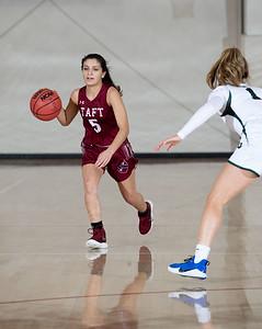 Girls' Varsity Basketball v Deerfield