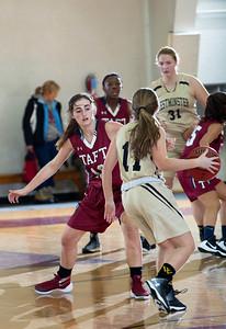 Girls' Varsity Basketball vs Westminster