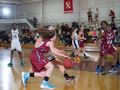 Girls' Varsity Basketball