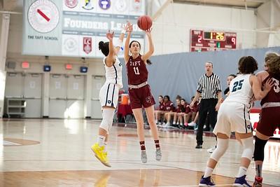 Girls' Varsity Basketball v Williston