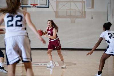 Girls' Varsity Basketball v Hotchkiss