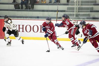Girls' Varsity Hockey v Westminster