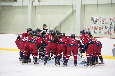 PKO Hockey Tournament - Taft v Loomis Chaffee