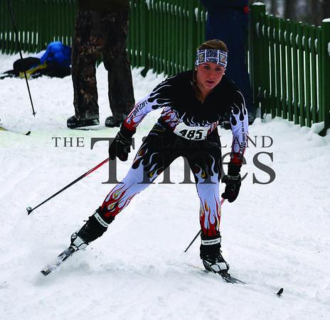 1-4-14 Lakeland Nordic Ski at Rhinelander