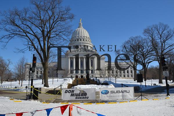 2-16-14 HS Capitol Square Sprints