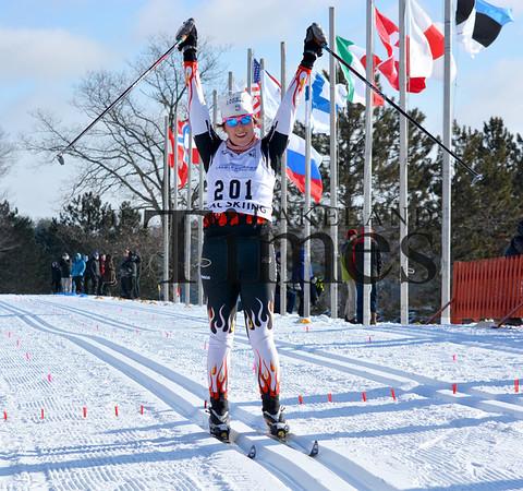 2013-14 Nordic Ski State Championships