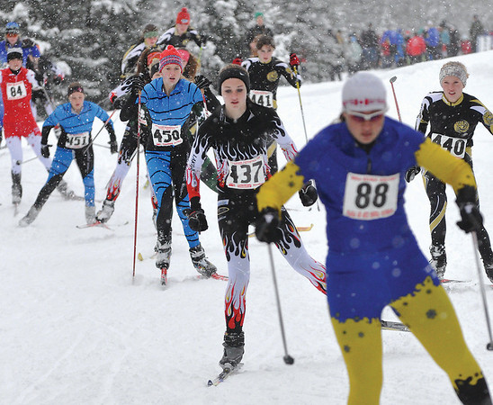 Lakeland Nordic Ski 2010-11