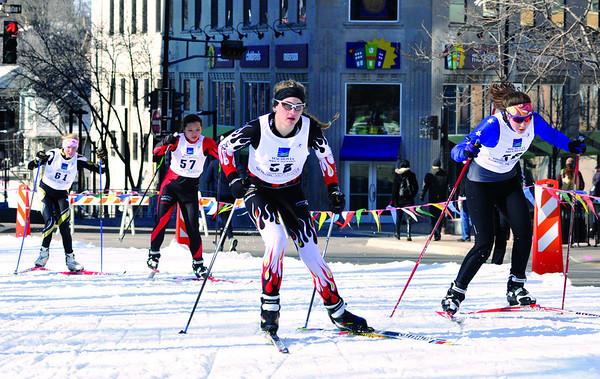 Lakeland Nordic Ski - State Sprints