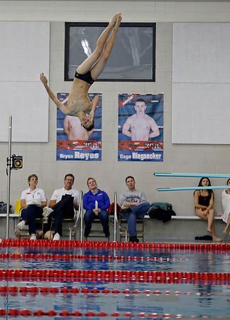 Goshen swimmers break in aquatic center