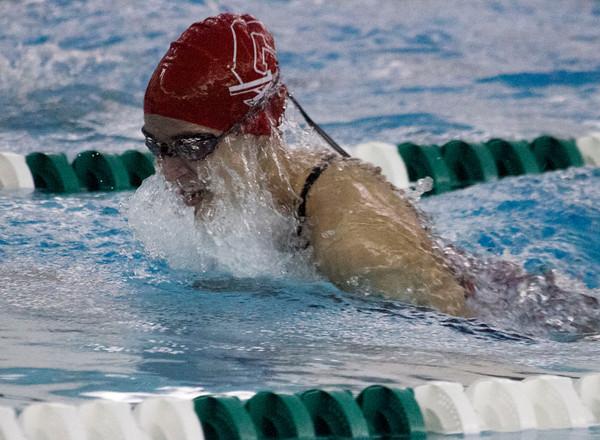 Goshen junior Natalie Evans