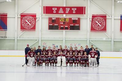 2018 Winter Sports Team photos