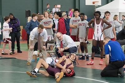Taft in Western NE Wrestliing Tournament