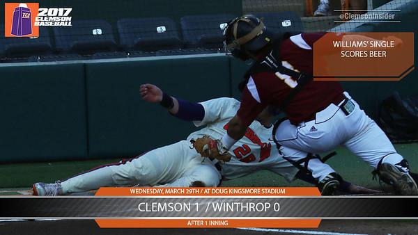 Winthrop Game