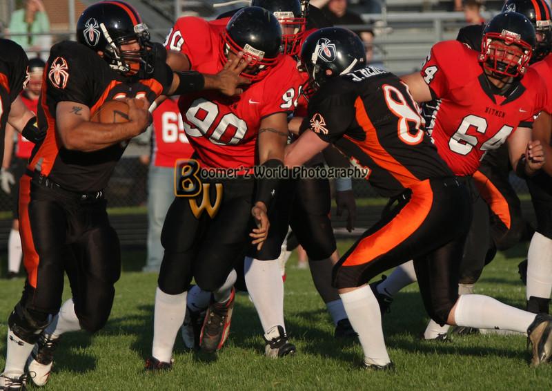 Game 3 Milwaukee Venom 34-14 - 21
