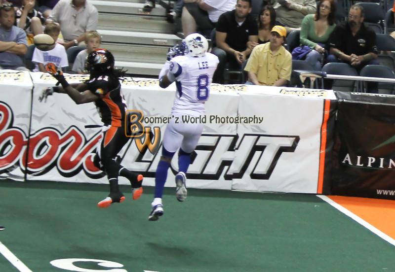 Iron vs Dallas 5-29-10-64