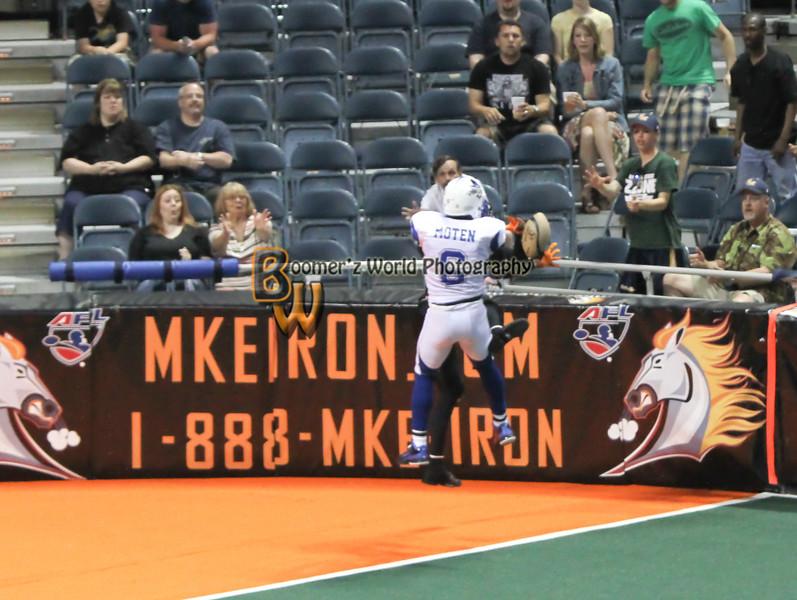 Iron vs Dallas 5-29-10-35