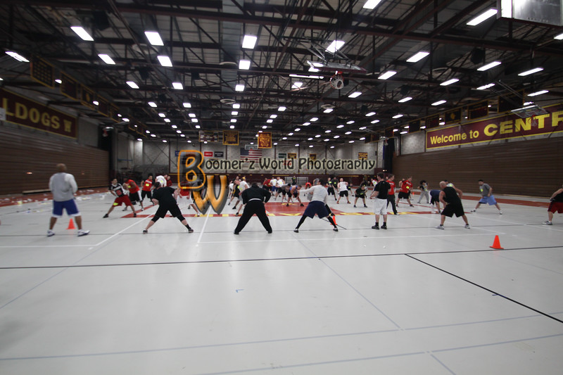 Hitmen tryouts day 1-8