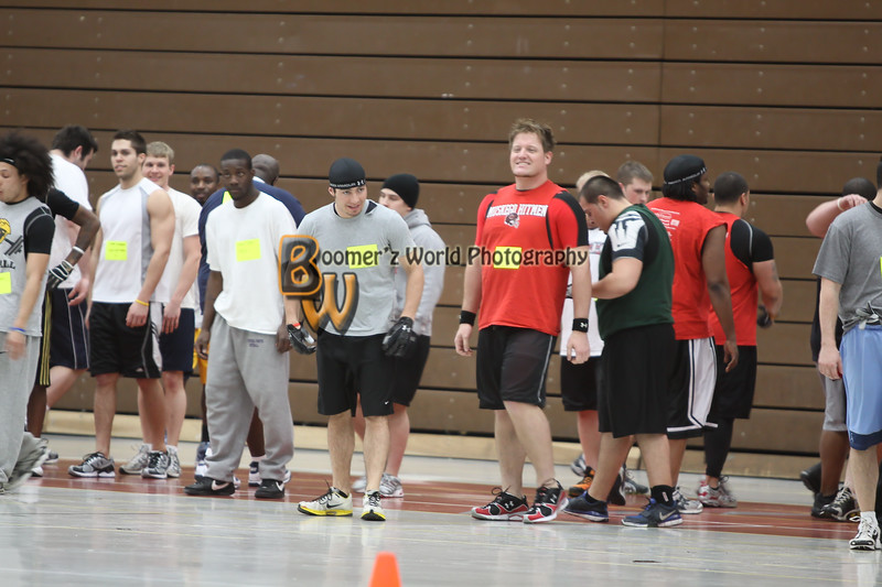 Hitmen tryouts day 1-14