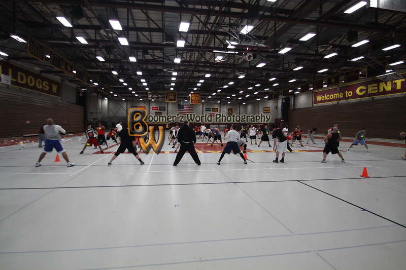 Hitmen tryouts day 1-9
