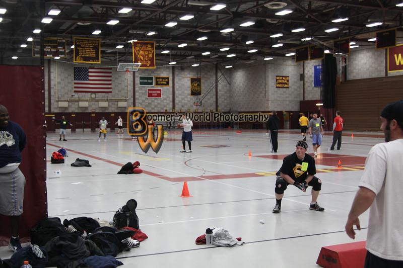 Hitmen tryouts day 1-3
